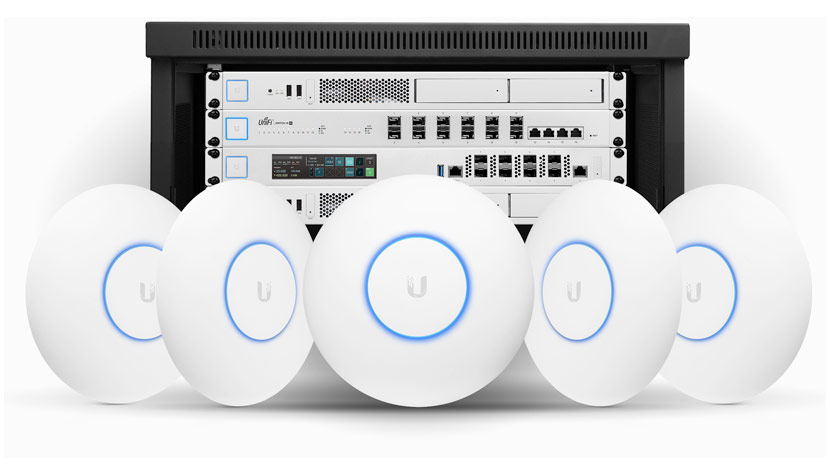 Professionele Unifi WiFi installaties